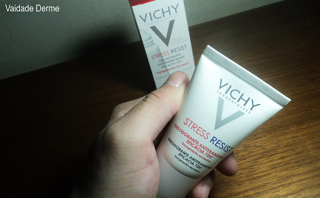 Vichy Desodorante Stress Resist Roll On 72h
