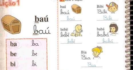 Atividades com BA BE BI BO BU para Educao Infantil 6