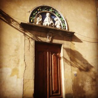 Oratorio - Sant'Antonio Abate - Portale