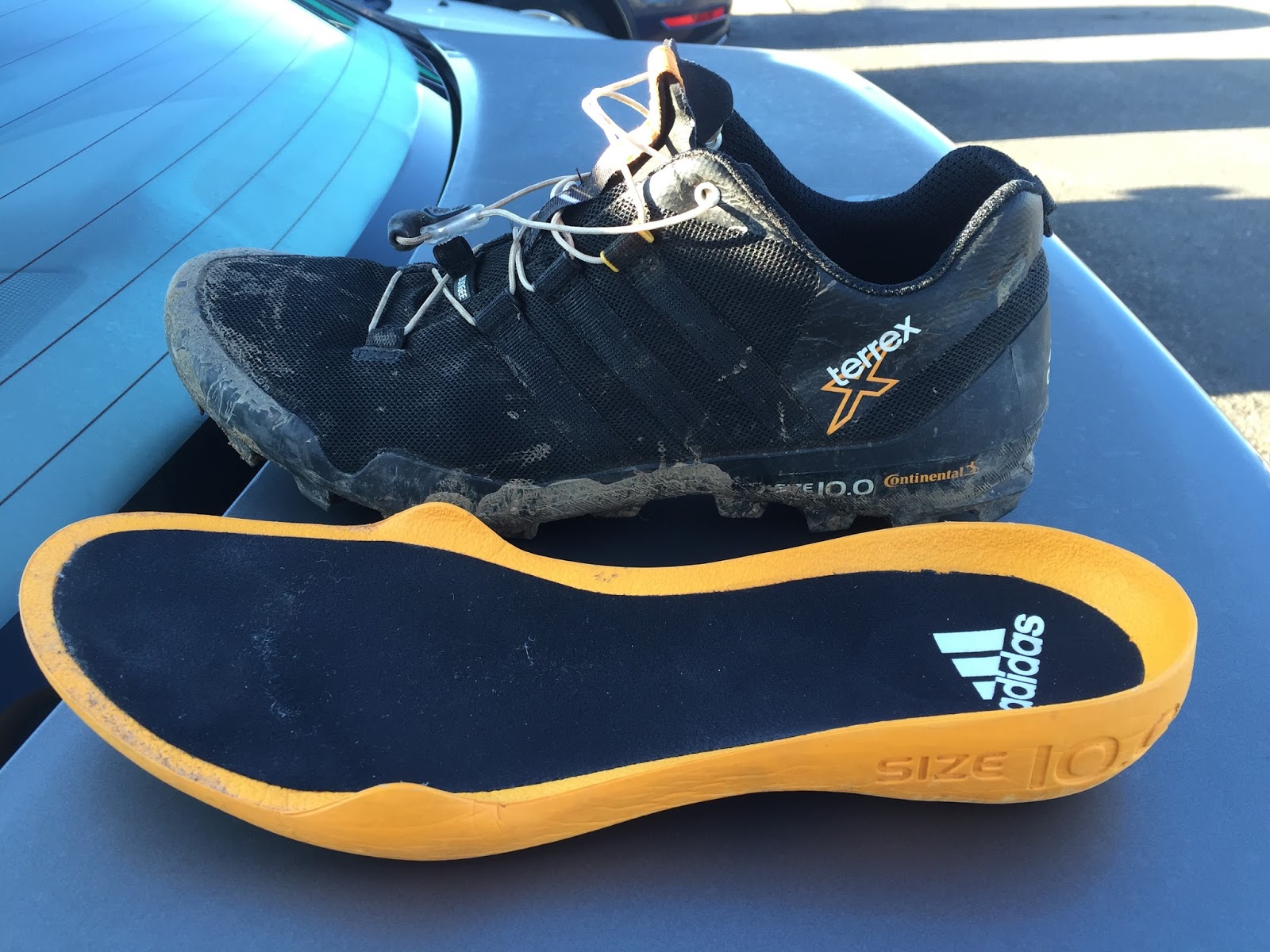 a220257ba983 Road Trail Run  adidas Terrex X King - Taking Traction and ...