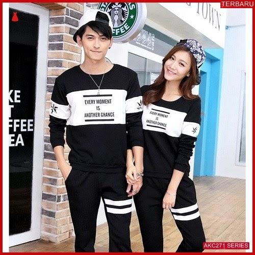 AKC271S122 Sweater Couple Moment Anak 271S122 Pasangan BMGShop