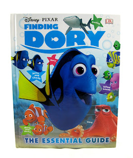 finding dory the essential guide book