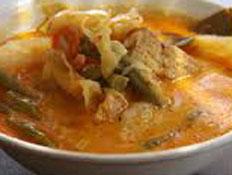 Resep praktis (mudah) sayur lelawar spesial (istimewa) khas betawi enak, sedap, gurih, nikmat lezat