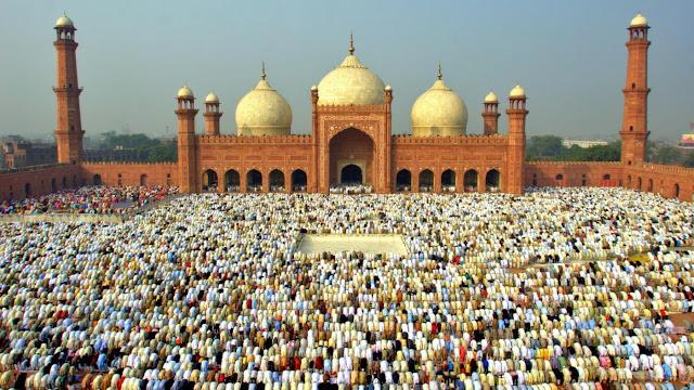 Eid Ul Fitr Namaaz