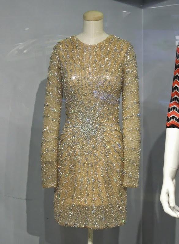 Megan Hilty Ivy Lynn Smash Opening Night episode dress