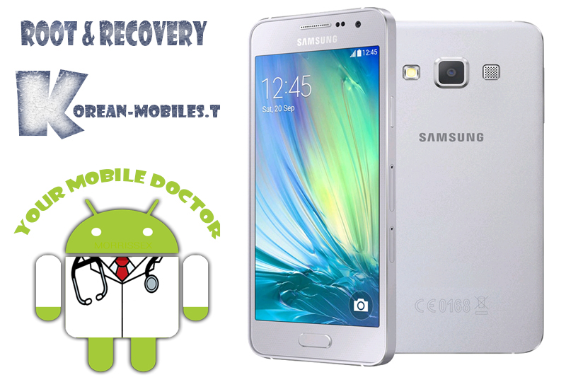 How To Root And Install Recovery In Samsung Galaxy A3 |All
