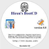Hiren's BootCd – Tool Andalan Teknisi Komputer