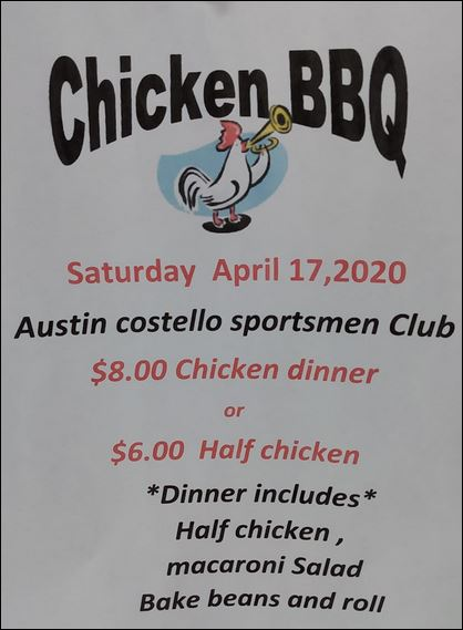 4-17 Austin-Costello Chicken BBQ