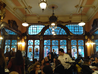 oporto cafe majestic