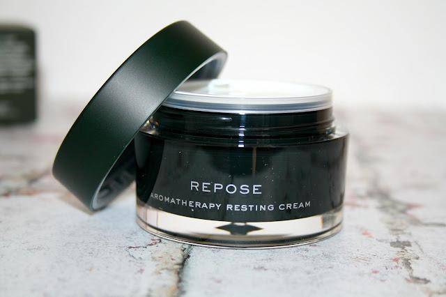 Temple Spa Repose Resting Aromatherapy Cream