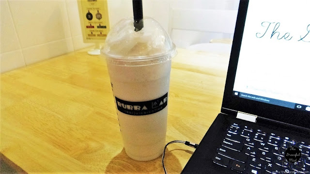 Bubba Lab Philippines - Nutty Almond Frappe - Photo (www.TheGracefulMist.com)