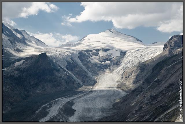 Glaciar Pasterza (Austria)