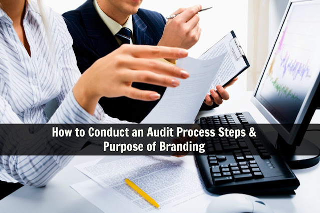 How to Conduct an Audit Process Steps & Purpose of Branding