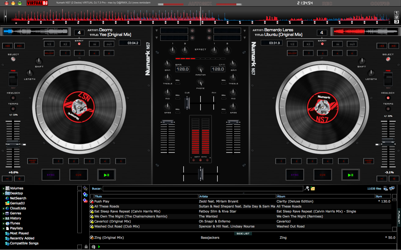 numark ns7 skin virtual dj download - Bayoen ! le forum
