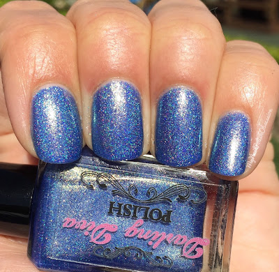 A Box Indied April, Take Me Out To The Ballgame; Darling Diva Polish There's No Crying In Baseball