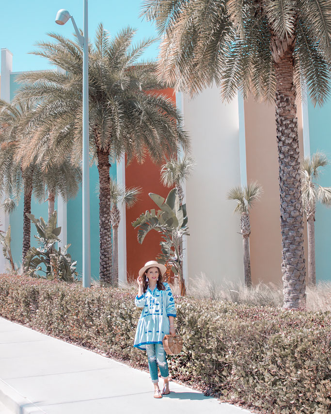 Spending March Break at Universal Studios Cabana Bay Beach Resort