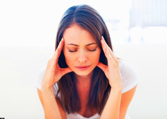 stress punca jerawat di dagu