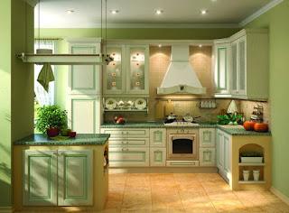Дизайн интерьера кухни Волгоград - выбрать цвет