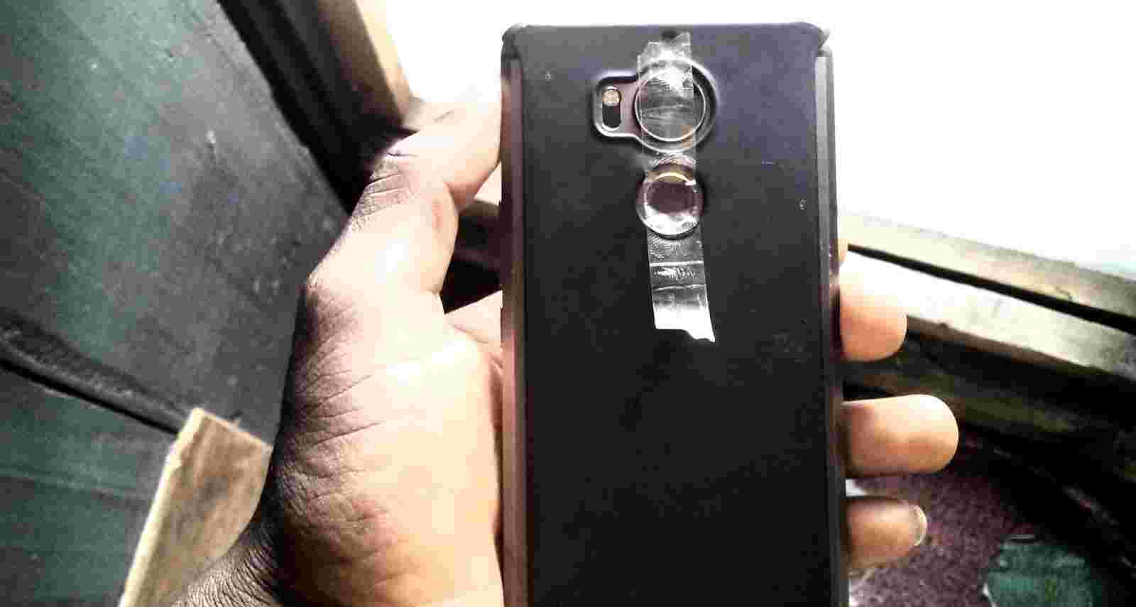 How To Hack Any Phone's Fingerprint Reader In 2mins