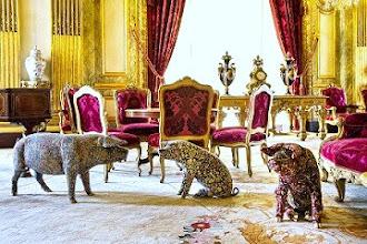 Expo : Wim Delvoye au Louvre - Jusqu'au 17 septembre 2012