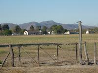 Zona frente al aeropuerto, Salta