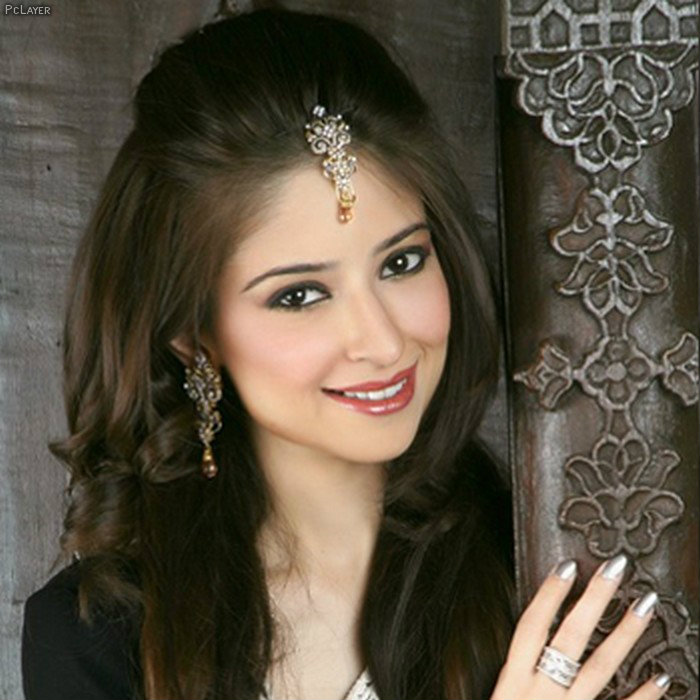 Indian Party Hairstyles: AwesUm Superb Hair Styles For Cute Girls