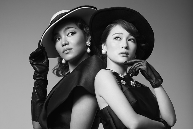 Chay featuring Crystal Kay - Anata no shiranai watashitachi | Random J Pop