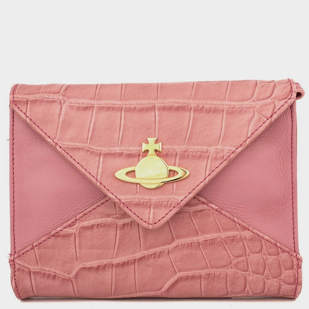 Vivienne Westwood Beaufort 6653 Small Envelope Cross Body Bag