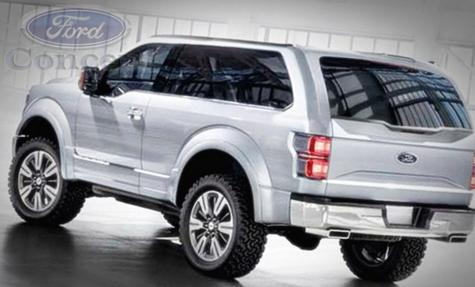 2017 Ford Bronco >> 2017 Ford Bronco Svt Redesign Specs Price Otomoto