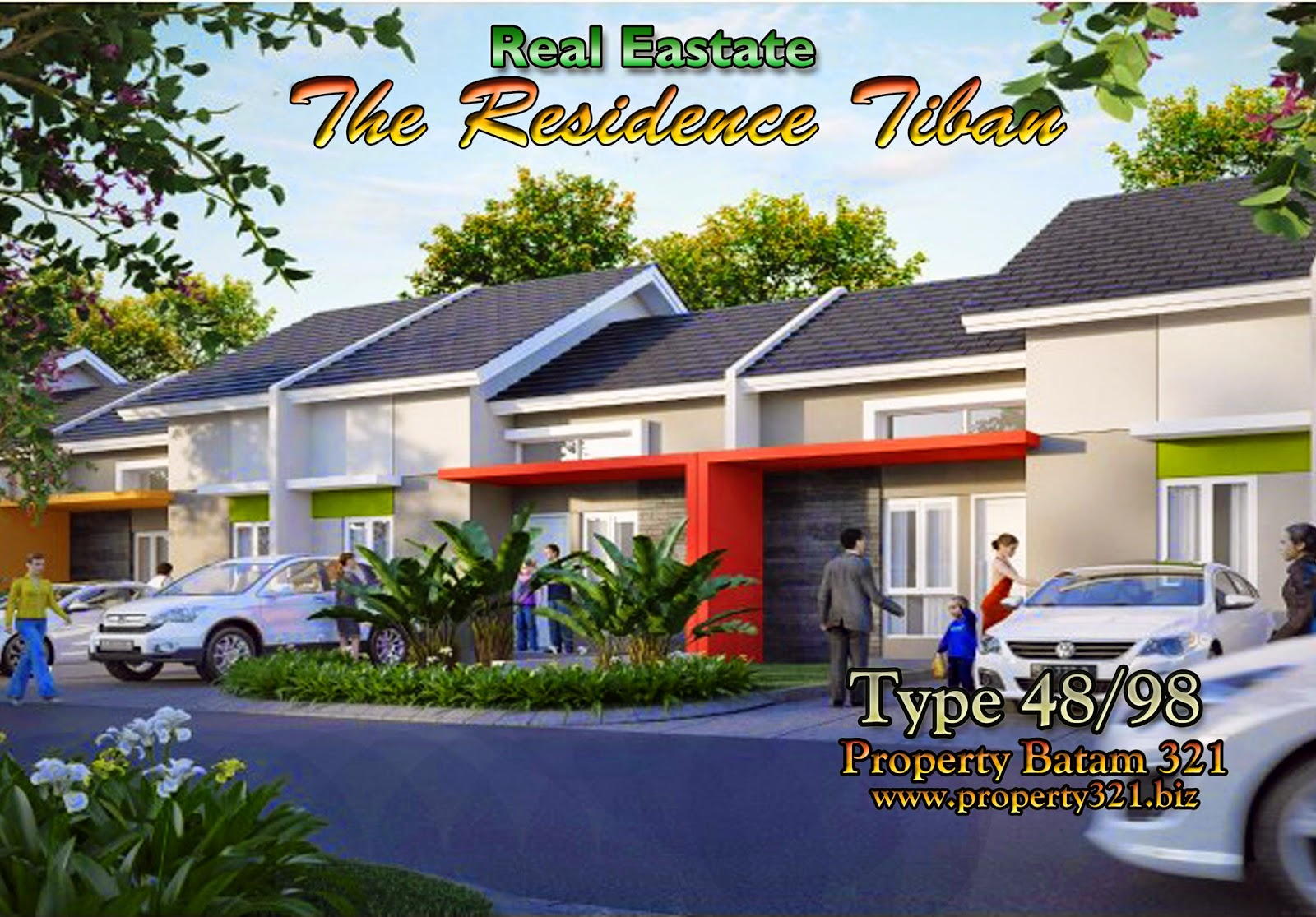The Residence Tiban BATAM