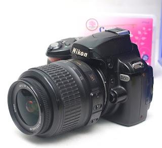 Jual Nikon D60 - DSLR Bekas