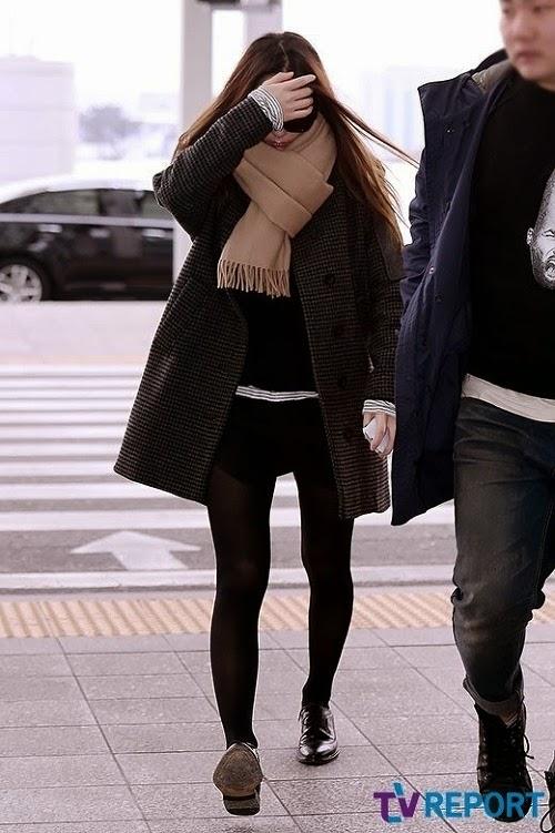 Airport Fashion F X Krystal Official Korean Fashion
