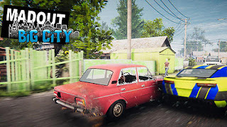 Madout 2 Big City V2.2 MOD Apk + Data