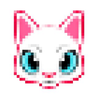 Jeu Pixel Art Chat Peinture Par Numero Gratuit