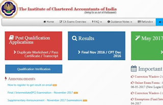 icai students,member,faculty login