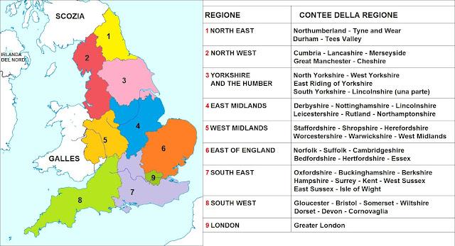 Cartina Gran Bretagna Regioni.Chi Viaggia Impara Immagini Dal Mondo Regno Unito Inghilterra U