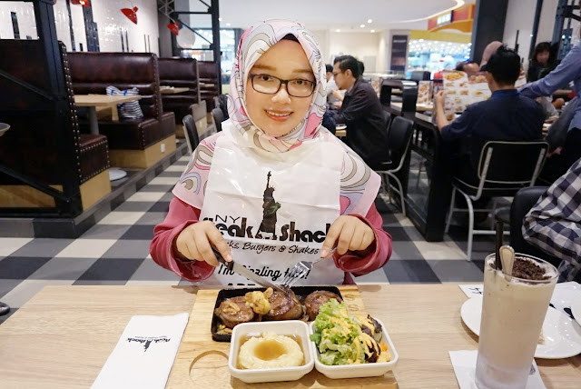 Menu Baru Di NY Steak Shack