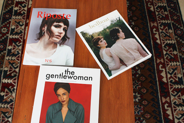 Women's Magazines that I Read and Liked