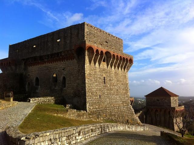 Informações do Castelo de Ourém
