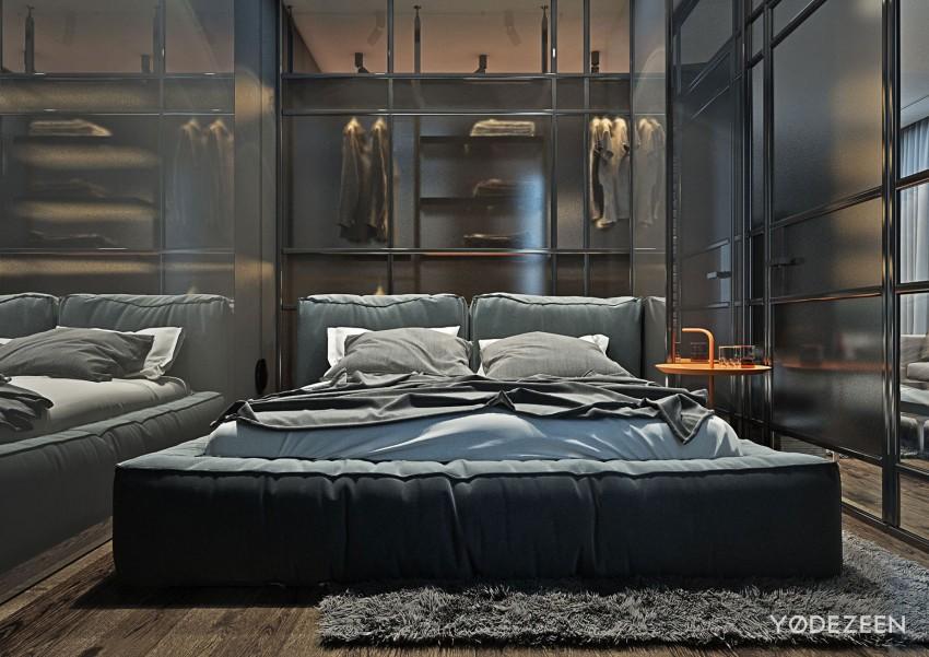 Apartment Brooklyn By Yodezeen