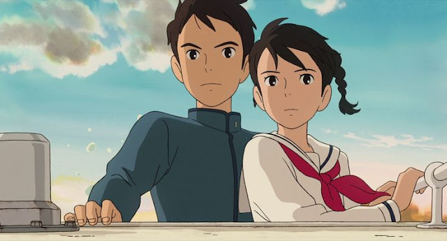 Studio Ghibli's From Up on Poppy Hill
