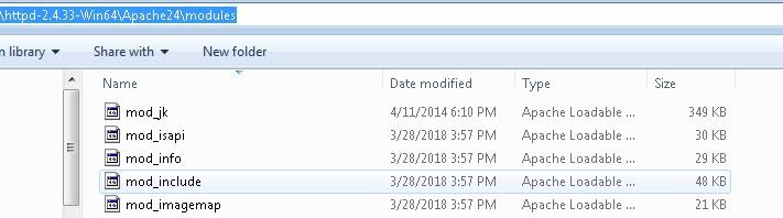 MiddlewareBox: Apache mod_jk HTTP Connector - JBOSS AS 7 1
