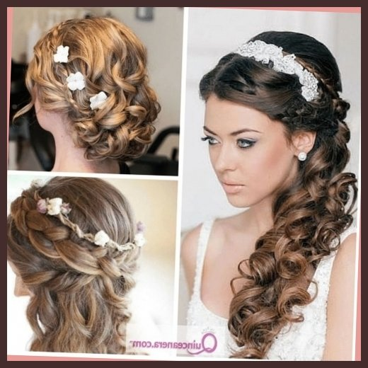 Quinceanera Hairstyles For Long Hair 2017 : Quinceanera hairstyles for girls hairstylo