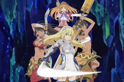 جميع حلقات انمي DanMachi Gaiden: Sword Oratoria S2 مترجم عدة روابط
