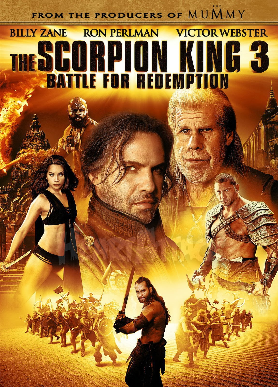 Scorpion King 3