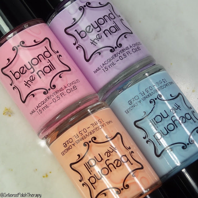 Beyond The Nail | The Soft Neon Collection