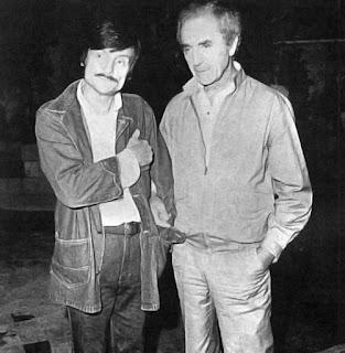 Андрей Тарковский и Микеланджело Антониони