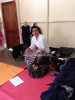 Foto Terbaru Adjie Pangestu