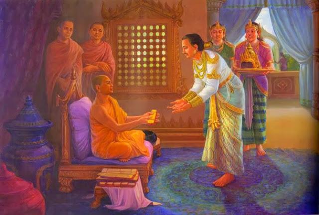 Đạo Phật Nguyên Thủy - Chuyện Kể Đạo Phật - Quy Y Tam Bảo