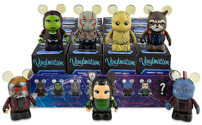 Guardians of the Galaxy Vol. 2 Marvel Vinylmation Blind Box Series by Disney